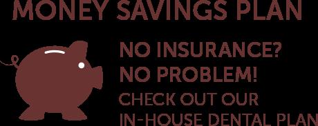 Money Savings Plan